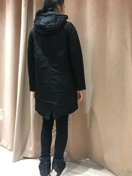 PENFIELD GREENWOOD COAT - BLACK