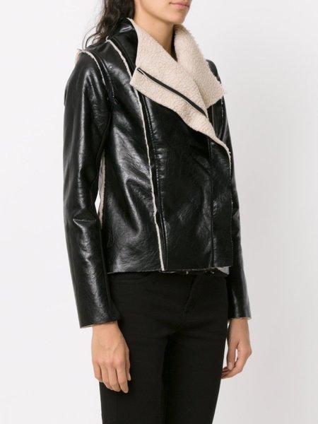 Uma Raquel Davidowicz Real Jacket - Black