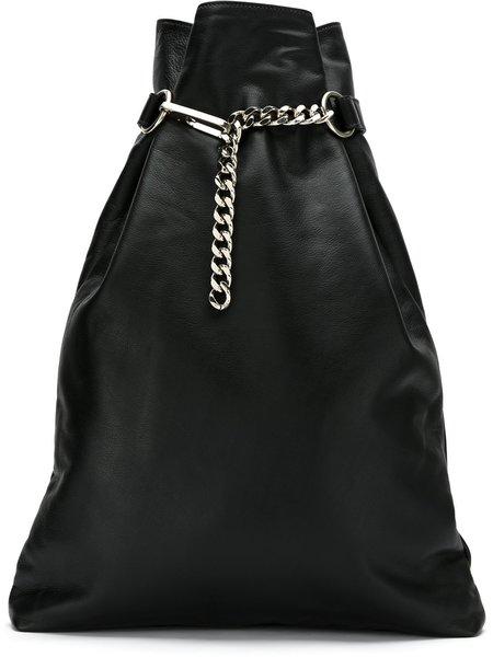 Unisex Uma Raquel Davidowicz Juju Leather Backpack