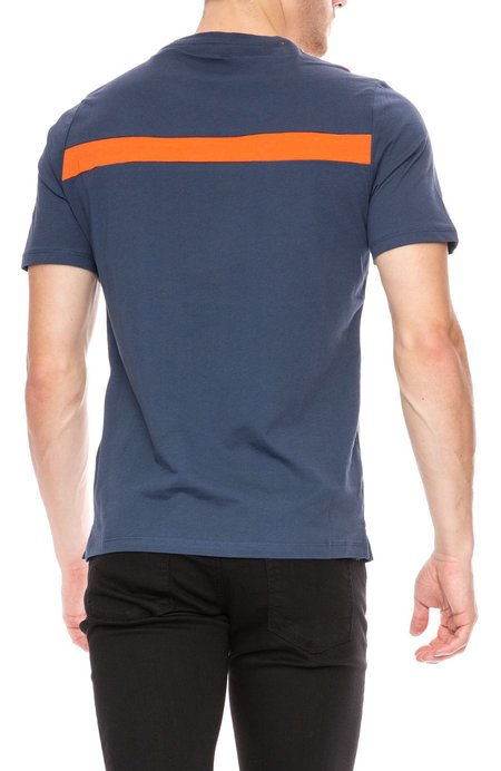 Native Youth Bretby Print T-Shirt - Color Block