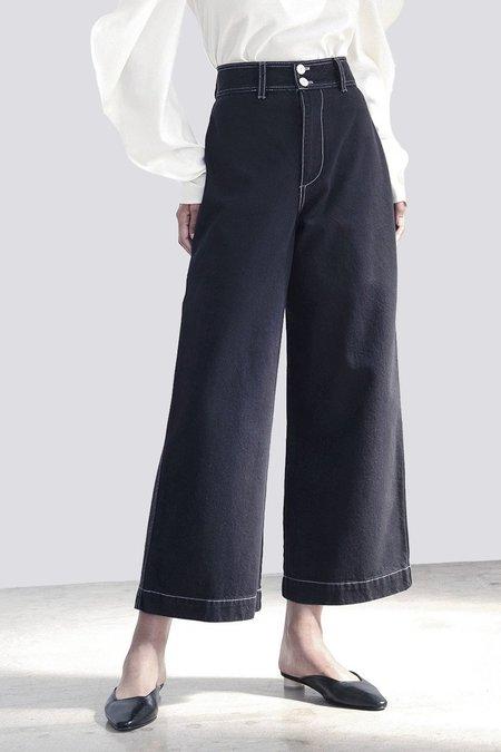Shaina Mote Utility Pant - Denim