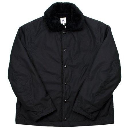 Arpenteur Quart Short Jacket - Black