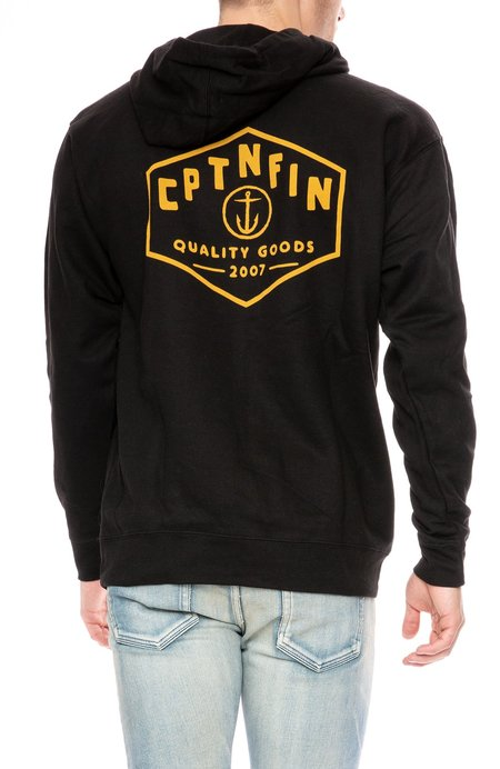 Captain Fin Hexy Pullover Hoodie