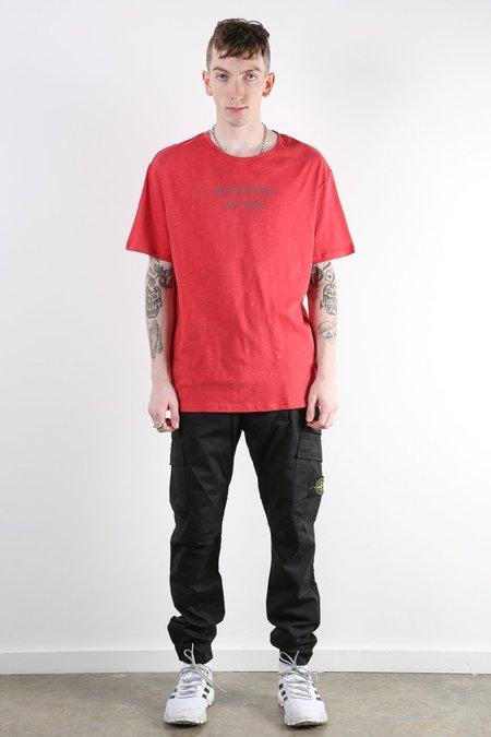 C2H4 X NUMBER (N)INE Musician Tee - Red