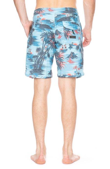 Vissla Banzai Board Shorts - Tropical Print
