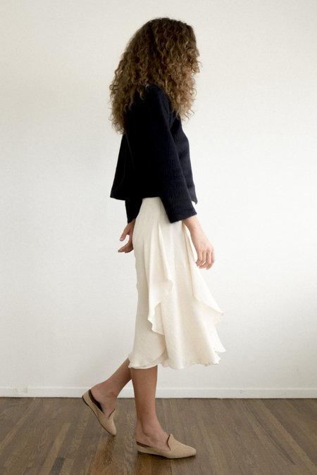 Maria Stanley Hutson Skirt - Bone