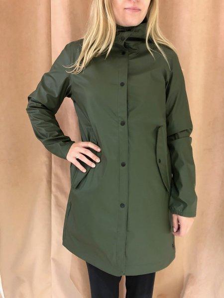 HERSCHEL RW FISH jacket - GREEN