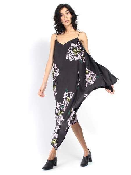 Paper London Bento Dress - Black