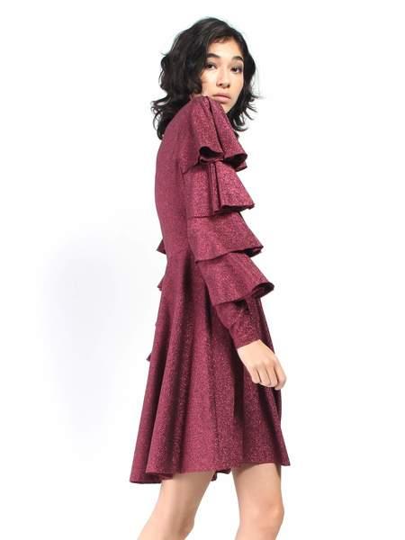 R/H Blues Dress - Red