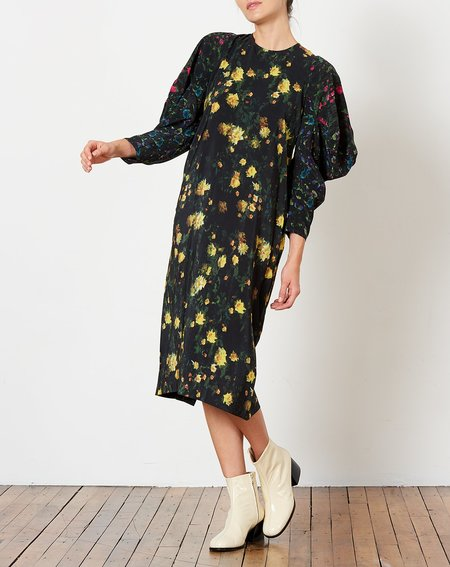 Anntian Dress - Print MNG
