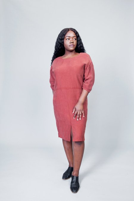 Eve Gravel Hazelwood Dress