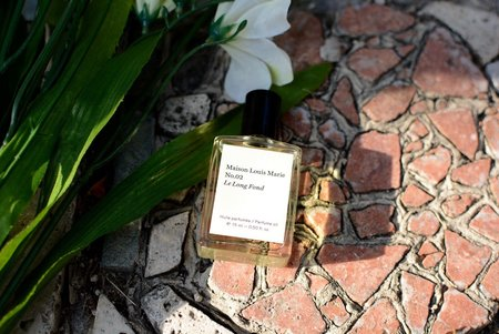 Maison Louis Marie No.02 Perfume Oil - Le Long Fond