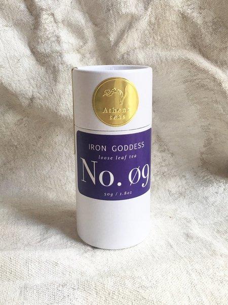 Athena teas Iron Goddess Oolong Tea