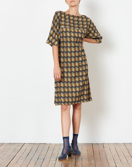 Ace & Jig Eleanor Dress - Casino