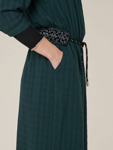 Sessun Livingstone Dress - Fumo