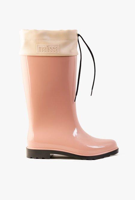 Melissa Rain Boot - Pink/Black