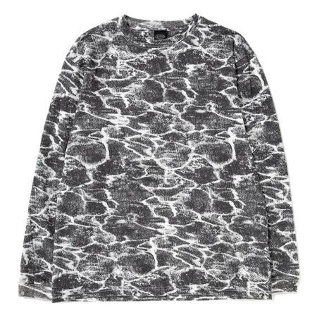 Manastash Lithium Long Sleeve T-shirt - Black
