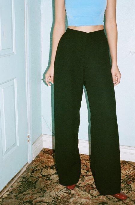 Paris Georgia Arabella Suit Pant - Black