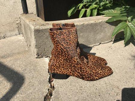 Rachel Comey Cove Calf Hair Leather boot - Leopard