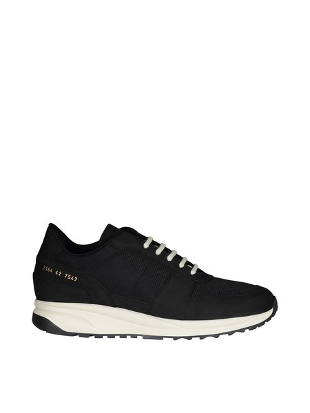 Common Projects Track Vintage Sneakers - Black