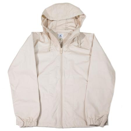 Arpenteur Kaolin Sail Cloth Parka - Sand