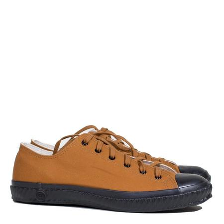 Shoes Like Pottery Low Top Vulcanized Cloth Sneaker - Brown