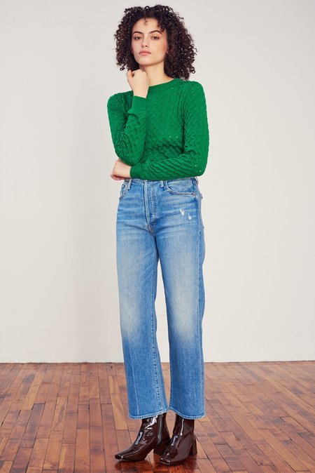 Ajaie Alaie La Curiosa Pullover - Green