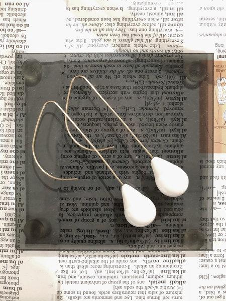 Jujumade Droplet Earring - gold