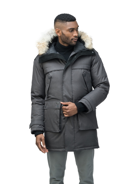 Nobis Yatesy Long Parka JACKET