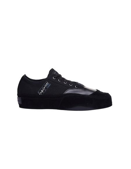 Yohji Yamamoto YY Low Sneakers - Black