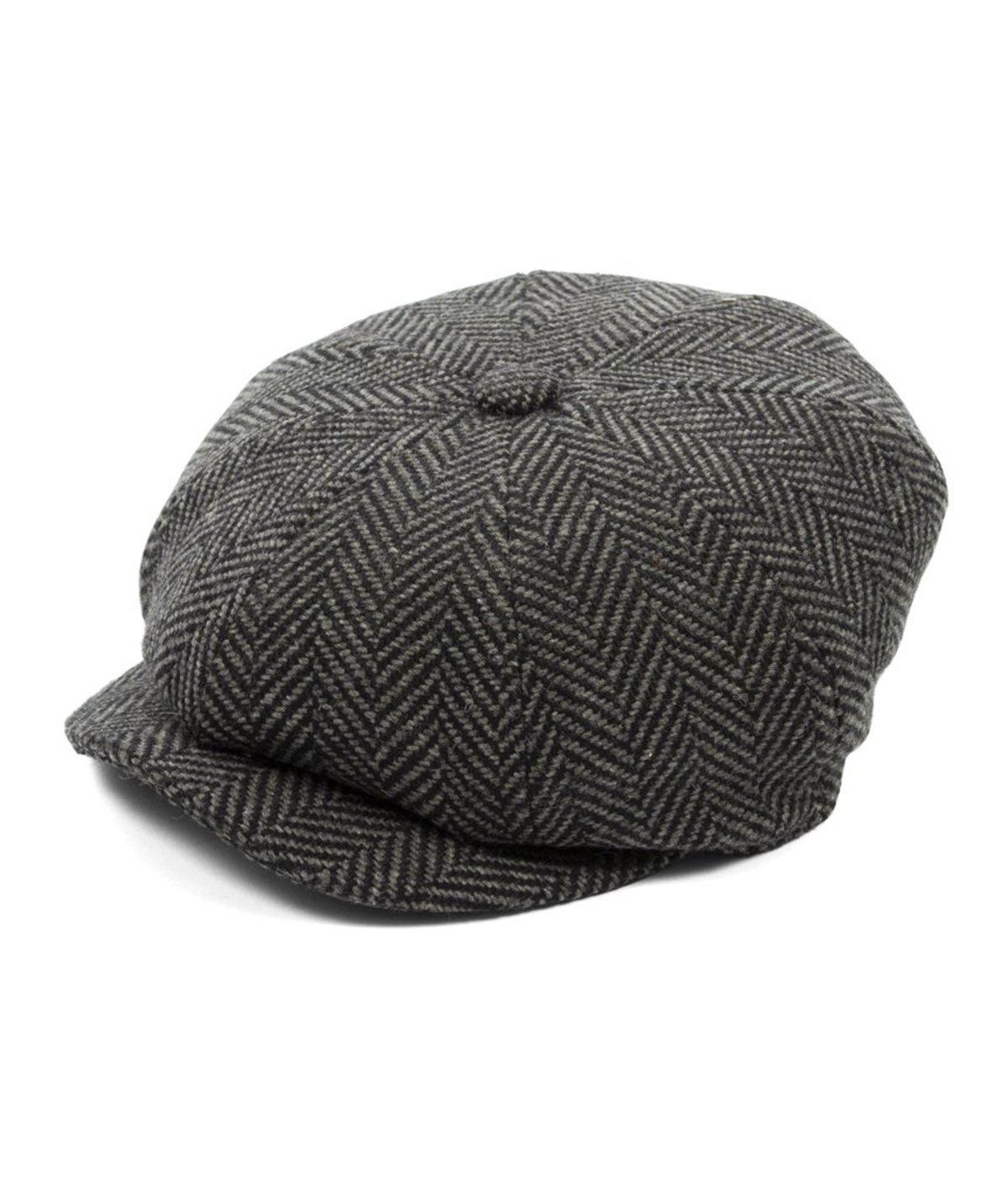 Barbour Baker Boy Cap - Mixed Tweed  f1bc4ae6f27