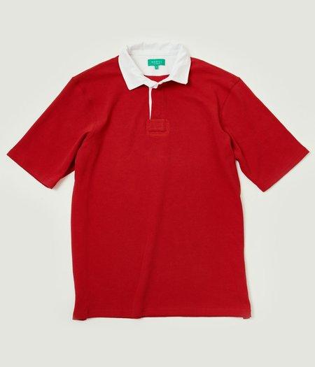 MAGILL Copper Polo - Red