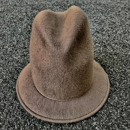 Esenshel YOKO TALL CROWN NARROW BRIM HAT