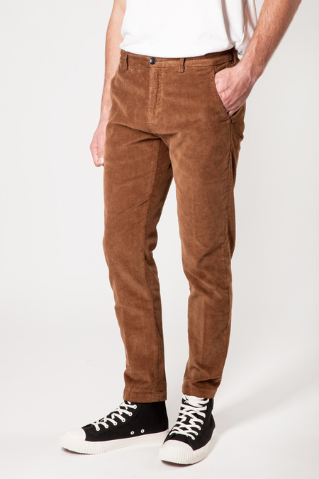 DEPARTMENT.5 Prince Corduroy Pant - Rustic Tan