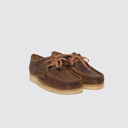 Clarks Originals Wallabee Oxford - Beeswax