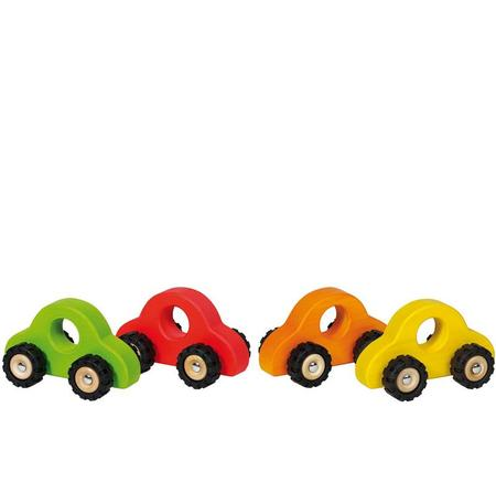 Kids Goki Wooden Cars