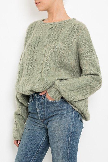 Massimo Alba Mati Sweater - Lovat
