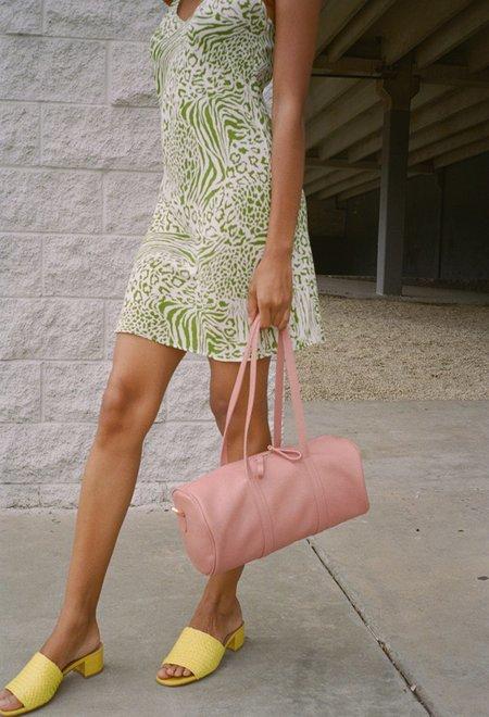 Mansur Gavriel Pebble Mini Duffle Bag - Blush