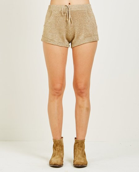 SPELL & THE GYPSY AGGY SHORT - GOLD
