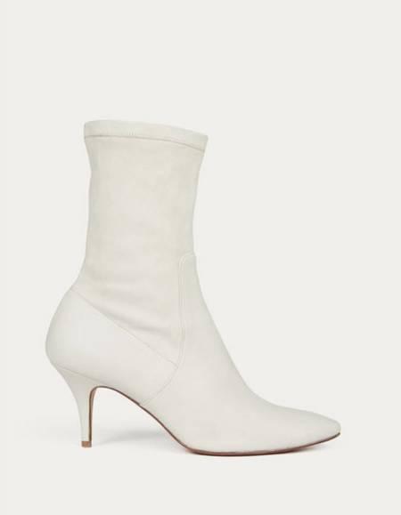 Ba&sh Cozeta Boot - White
