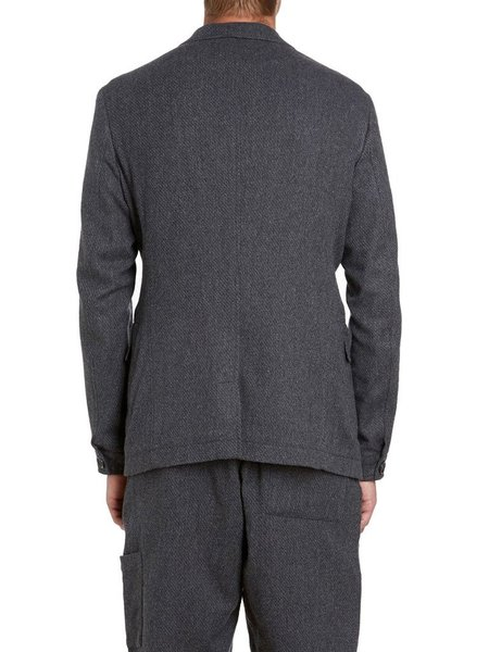 Oliver Spencer Brookes Jacket - Caldwell Grey
