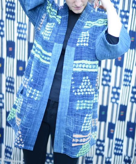 COATZ Klee COAT - BLUE
