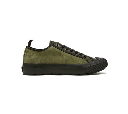 Eastlogue x PF Flyers Grounder-Lo - Olive