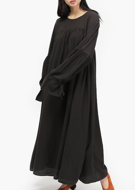 Selva Negra Phoebe Dress - Black