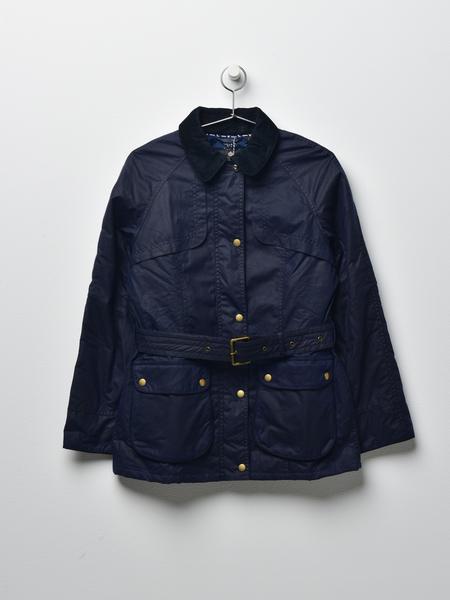Barbour Ambleside Wax jacket - Navy