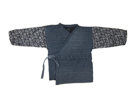 Kids Kiboro Bandana Jacket - Sleeves
