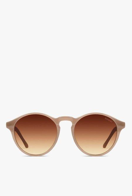 KOMONO Devon Sunglasses - Sahara