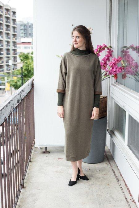 Ursa Minor Dale Dress - Olive