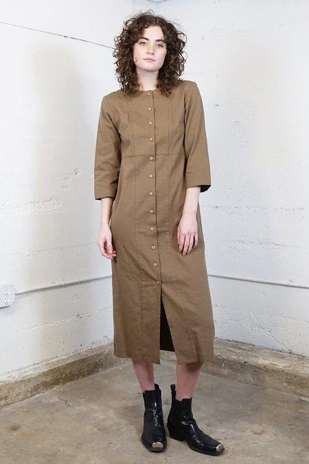 Ilana Kohn Rose Dress - Umber