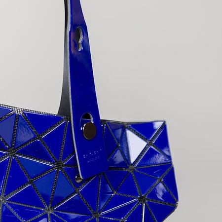 Issey Miyake Bao Bao Prism Tote Bag - Gloss Navy
